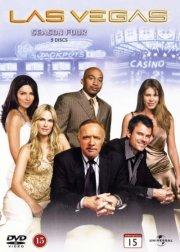 las vegas - sæson 4 - DVD