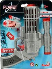 elektronisk laser pistol - Legetøjsvåben