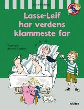 lasse-leif har verdens klammeste far - bog