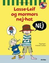 lasse-leif og mormors nej-hat - bog