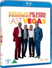 last vegas - Blu-Ray