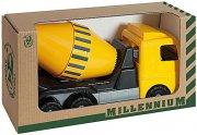 legetøjs lastbil med cementblander - Køretøjer Og Fly