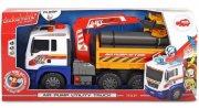 legetøjs lastbil med kran - 57 cm - Køretøjer Og Fly