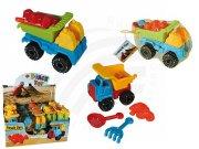 legetøjs lastbil til sand - Udendørs Leg