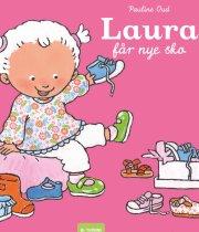 laura får nye sko - bog
