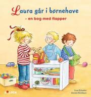 laura går i børnehave - bog