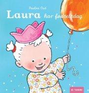 laura har fødselsdag - bog
