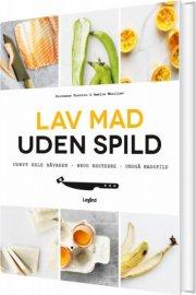 lav mad uden spild - bog