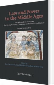 law and power in the middle ages - bog