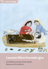 lazarus bliver levende igen - bog