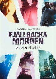 camilla läckberg - fjällbacka mordene - alle 6 film - DVD