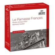 reinhard goebel - le parnasse francais - collectors edition  - 10Cd