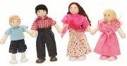 le toy van dukkehus dukker - familie til dukkehus - Dukker