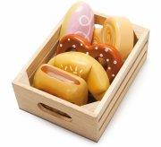 le toy van - honeybee legemad i træ - brød - Rolleleg