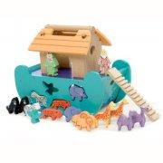 le toy van noahs ark træ legetøj - Figurer