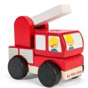 le toy van - stable brandbil - Køretøjer Og Fly