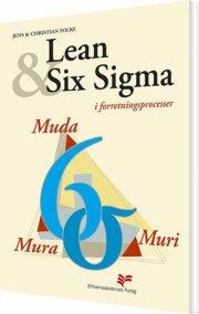 lean & six sigma i forretningsprocesser - bog