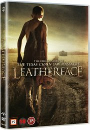 leatherface - DVD