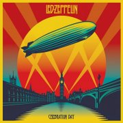 led zeppelin - celebration day - deluxe edition  - cd+dvd+blu-ray