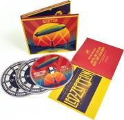 led zeppelin - celebration day  - DVD+CD