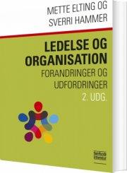 ledelse og organisation - bog