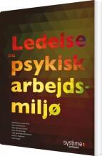 ledelse og psykisk arbejdsmiljø - bog