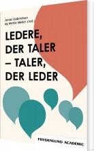 ledere, der taler - taler, der leder - bog