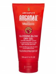 lee stafford - arganoil blow dry gel 150 ml - Hårpleje