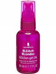 lee stafford - bleach blondes golden girl oil 50 ml - Hårpleje