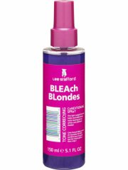 lee stafford bleach blondes tone correcting leave-in-conditioner 150 ml - Hårpleje