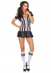 leg avenue - game official costume - x-small (8306725007) - Udklædning Til Voksne