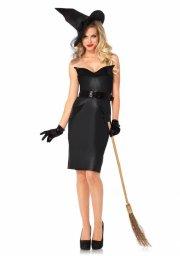leg avenue - vintage witch - medium (85239) - Udklædning Til Voksne