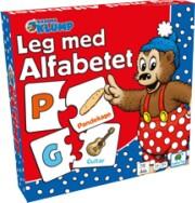 stavespil - rasmus klump - fra 4 år - Brætspil