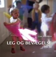leg og bevægelse - bog