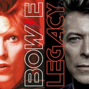 david bowie - legacy - deluxe - cd
