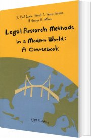 legal research methods in a modern world - bog