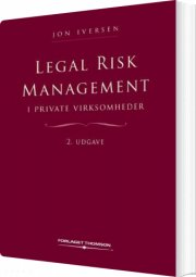 legal risk management i private virksomheder - bog