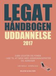 legathåndbogen uddannelse 2017 usb - CD Lydbog