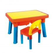 legebord / børnebord med stol - Udendørs Leg