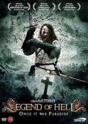 legend of hell - DVD