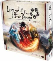 legend of the five rings kortspil - Brætspil