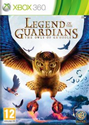 legend of the guardians: the owls of ga'hoole - xbox 360