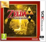 legend of zelda: a link between worlds  - nintendo 3ds