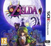 legend of zelda: majora's mask 3d - nintendo 3ds