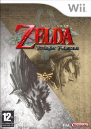 legend of zelda: twilight princess (select) - wii