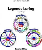 legende læring i børnehøjde - bog