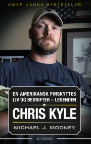 legenden chris kyle - bog