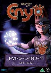 legenden om enyo - vol. 4 - del 14-17 - hvirvelvinden - DVD