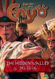 legenden om enyo - vol. 6 - del 22-26 - den skjulte dal - DVD