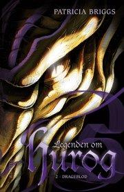legenden om hurog #2: drageblod - bog